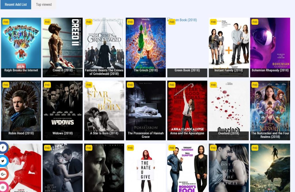 ⭐Top 10 Sites to Watch Free Movies Online Without