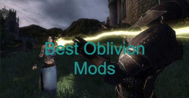 Best Oblivion Mods