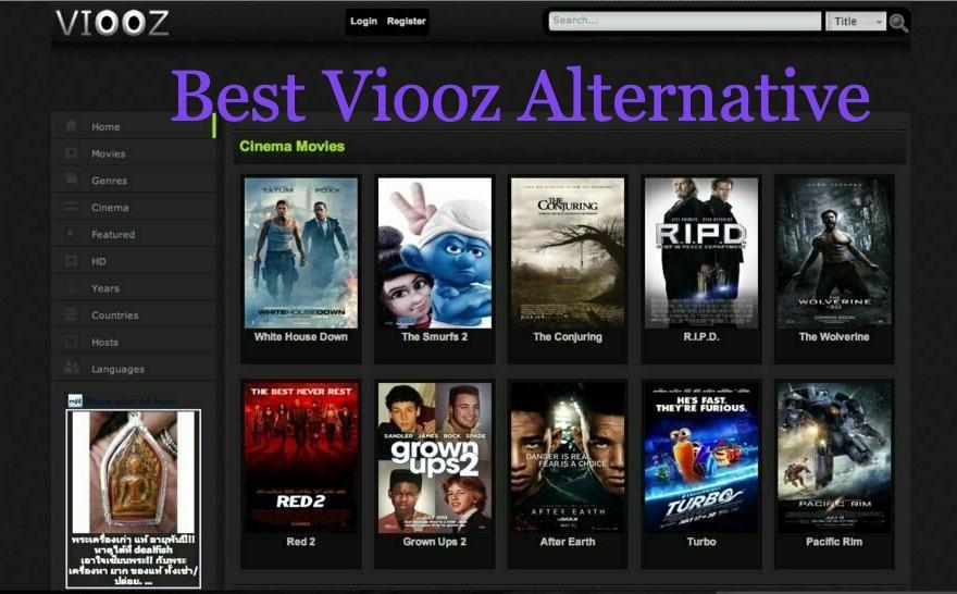 Top 10 Viooz Alternative & Similar Sites Like Viooz