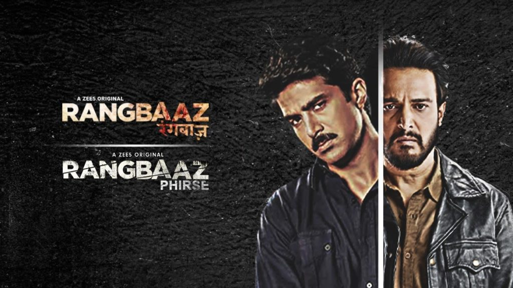 Rangbaaz - best web series