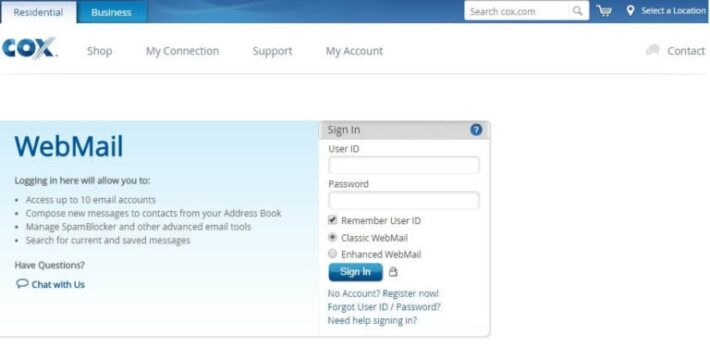 How-to-login-to-a-Cox-router