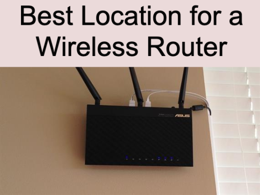 Best Place to Put Wi-Fi Router in 2 Story House