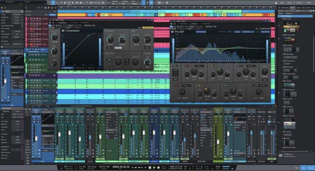 10-best-garaband-alternatives-pro-sonus-studio-one