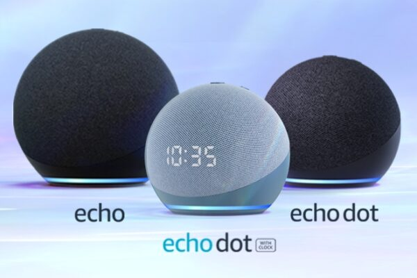 Amazon New Echo Dots