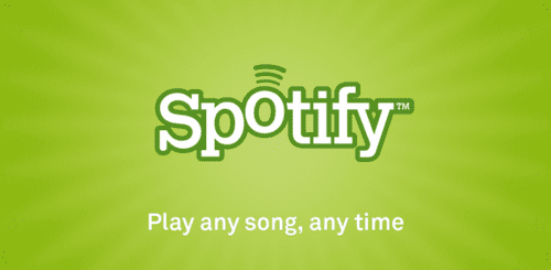 spotify- best Online Music Stores